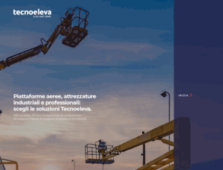 tecnoeleva.com screenshot