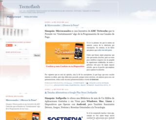 tecnoflash.blogspot.com screenshot