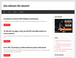 tecnolo.de screenshot