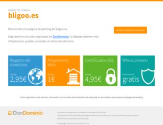 tecnologiadehoy1.bligoo.es screenshot