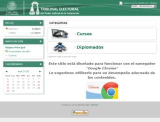 tecnologias-educativas.te.gob.mx screenshot