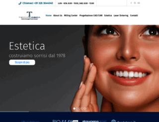 tecnologicasrl.com screenshot