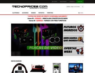 tecnoprices.com screenshot