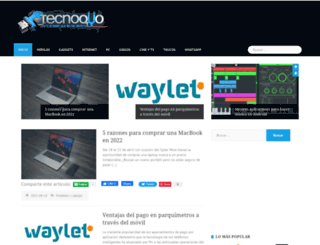 tecnoquo.com screenshot