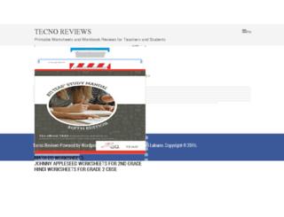 tecnoreviews.com screenshot