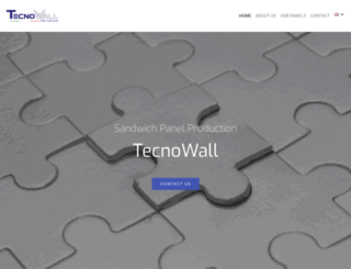 tecnowall.it screenshot