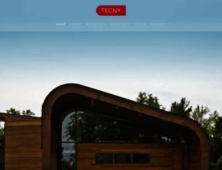 tecnygroup.com screenshot