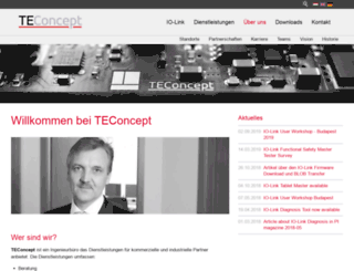 teconcept.de screenshot