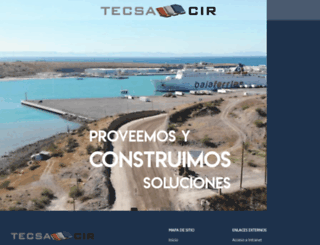 tecsacir.com screenshot