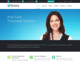 tectoro.com screenshot