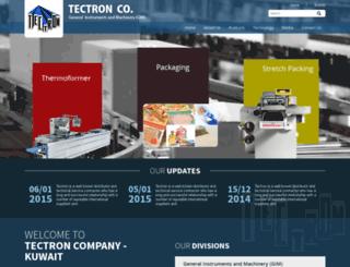 tectrongim.com screenshot