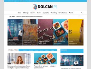 teczowe.dolcan.pl screenshot