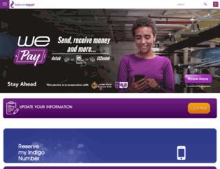tedata.net screenshot