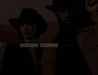 tedbaker.co.uk screenshot