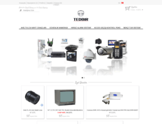 tedbirguvenlik.com screenshot