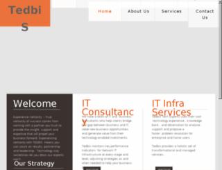 tedbis.com screenshot