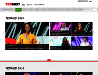 tedmed.com screenshot