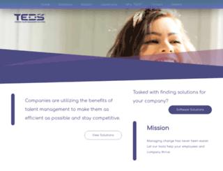 teds.com screenshot