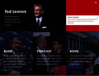 tedstake.com screenshot