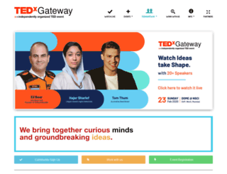 tedxdelhi.com screenshot