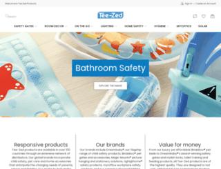 tee-zedshop.com.au screenshot