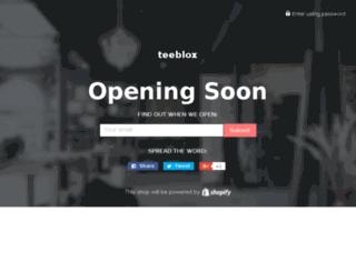 teeblox.co screenshot