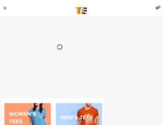 teeforme.in screenshot