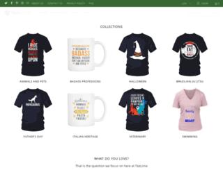 teelime.com screenshot