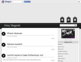 teenmagazine.blogcu.com screenshot