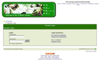 teep.forumco.com screenshot