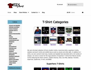 teesnthings.com screenshot