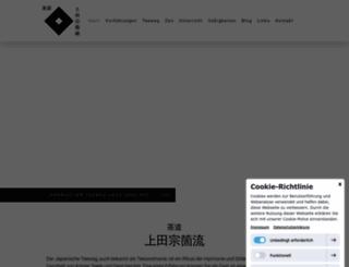 teezeremonie-zen.de screenshot