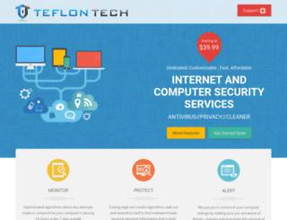 teflontech.com screenshot