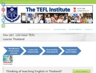 teflthai.com screenshot