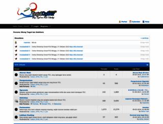 tegalcyber.org screenshot