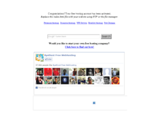 tego.byethost3.com screenshot
