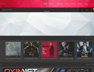 teh-music75.com screenshot
