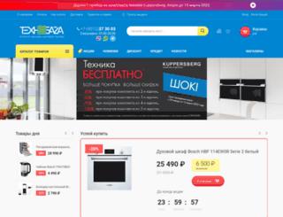 tehno-baza.ru screenshot