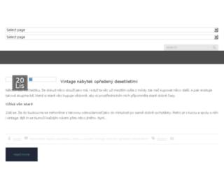 tehotenska-moda-bazar.cz screenshot