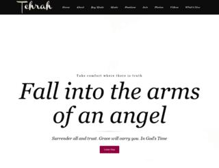 tehrah.com screenshot