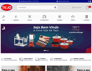 tejo.com.br screenshot