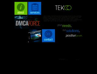tekco.com screenshot