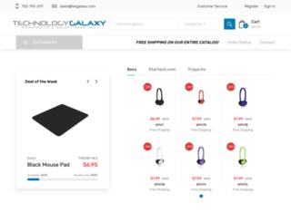 tekgalaxy.com screenshot