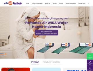 tekindoshop.com screenshot