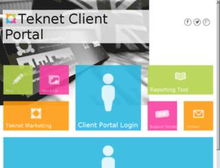 teknet.org.uk screenshot