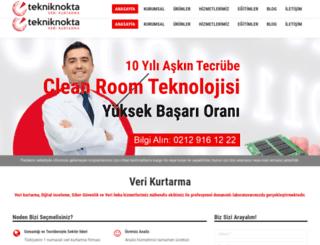 tekniknokta.com screenshot