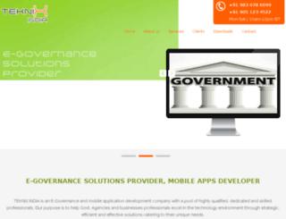 teknixindia.org screenshot
