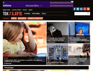 teknlife.com screenshot