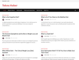 tekno-haber.net screenshot