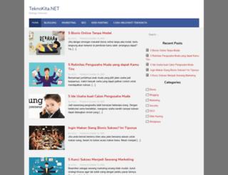 teknokita.net screenshot